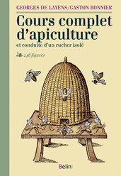 Cours complet d'apiculture -