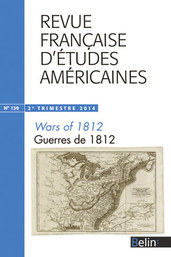 "RFEA N°139 (2014-2) - <p><strong>Dossier </strong><em>Wars of 1812 </em></p>  <p>Guerres de 1812</p>  <p> </p>  <p><strong>Jean-Marc Serme </strong></p>  <p>Introduction</p>  <p><strong>Steven Sarson </strong></p>  <p>""It cannot be expected that I can defend every man's turnip patch"": Embargoes, the War of 1812, and Inequality and Poverty in the Chesapeake Region</p>  <p><strong>Sheri Shuck-Hall </strong></p>  <p>The Battle for Ancestral Homeland: An Examination of American Indians in the War of 1812</p>  <p><strong>Lucia Bergamasco </strong></p>  <p>Religion, Patriotism, and Political Factionalism During the War of 1812</p>  <p> </p>  <p><strong>Hors thème </strong></p>  <p> </p>  <p><strong>Maria José Canelo </strong></p>  <p>Producing Good Neighbors: Carmen Miranda's Body as Spectacular Pan-Americanism</p>  <p><strong>Sébastien Fath </strong></p>  <p>L'Antéchrist chez les évangéliques et fondamentalistes américains de 1970 à nos jours</p>  <p><strong>Valérie Croisille </strong></p>  <p>Des ondes de choc dans <em>Stigmata </em>de P. A. Perry : le trauma en héritage</p>  <p><strong>Comptes Rendus </strong></p>"
